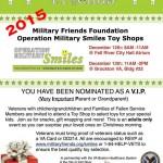 Military Smiles 2015 Poster JPG